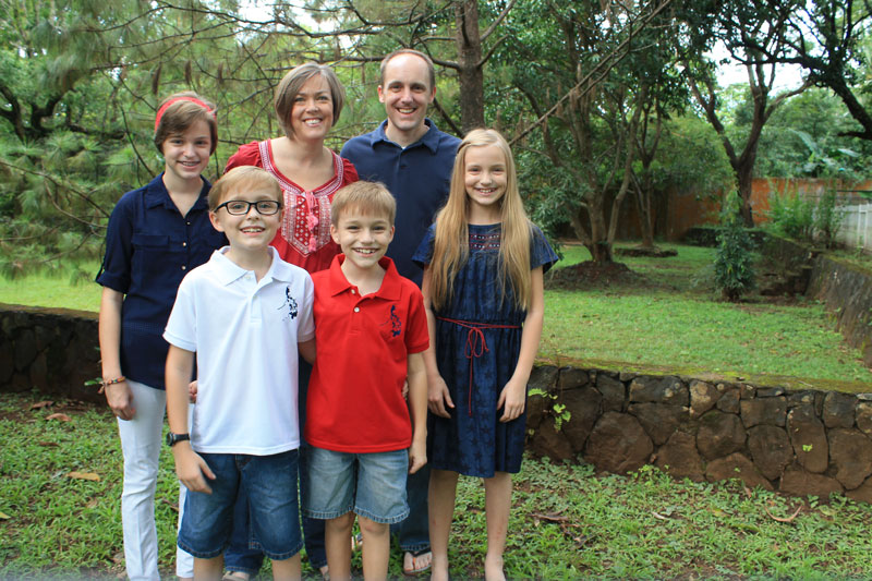The Helwig Family
